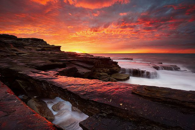 Maroubra On Fire   Flickr - Photo Sharing!