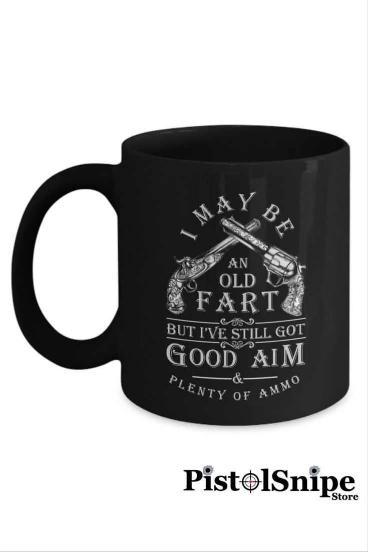 I May Be An Old Fart Mug (Antique Design) at $16.95