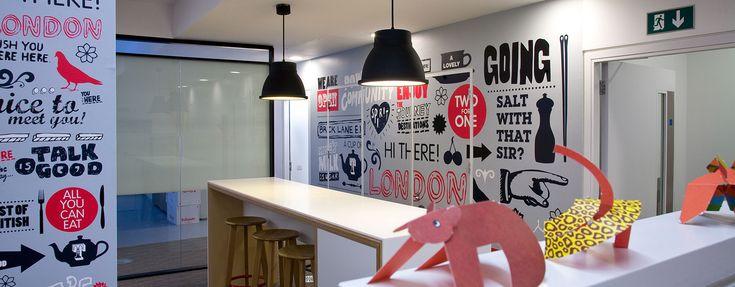 gráficos ambientais, imagens de grande formato, papel de parede digitais | signage arquitectónico, sinais interiores e exteriores: Signbox