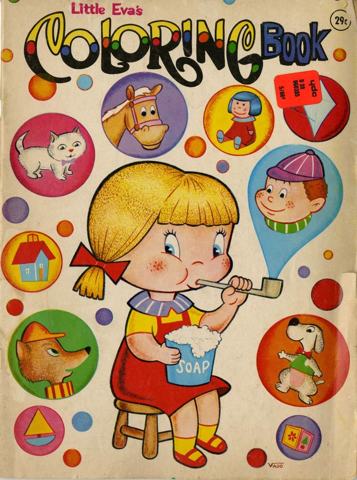 13 Best Coloring And Activity Books Images On Pinterest