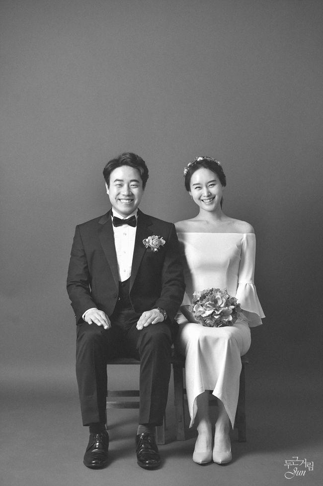 연남동 흑백사진관 by두근거림:준 - 흑백 세미웨딩 촬영