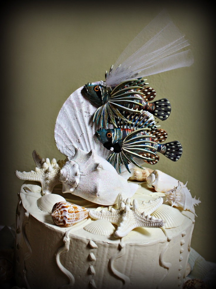476 best ship pirate and fishingboat cakes 1 images on for Fishing themed cake toppers