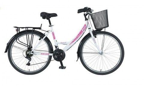 Ümit Safiro ATB 2408 Şehir Bisiklet ( Sepetli) (2016 Modeli)