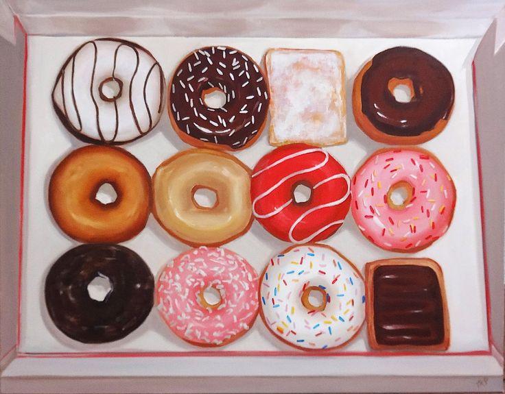 Cake Art Decor Zeitschrift Abo : 17 Best images about My Doughnut/Desssert Art Work on ...