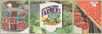Falls Church Farmer's Market, Saturday, Year-Round, 8am-noon