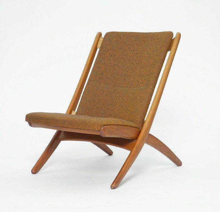 Ingmar Relling. Modell: Nordic. Produsert av Vestlandske Møbelfabrikk. I produksjon fra 1954.