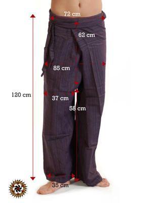 #Purple #Extra #Long #Fisherman #Pants line #Pattern - by #bindidesigns $42