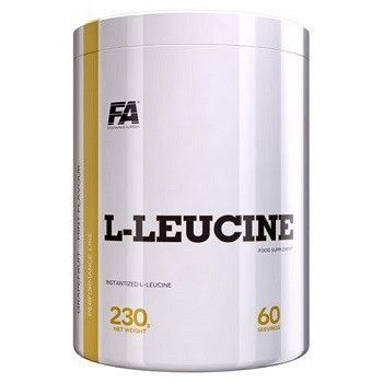 L-LEUCINE 230gr | Fitness Authority
