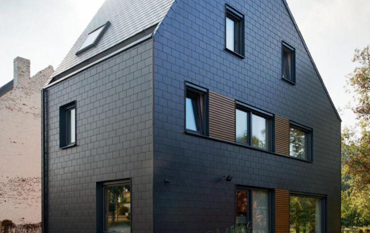 les 25 meilleures id es de la cat gorie maison passive sur pinterest maison grange moderne. Black Bedroom Furniture Sets. Home Design Ideas