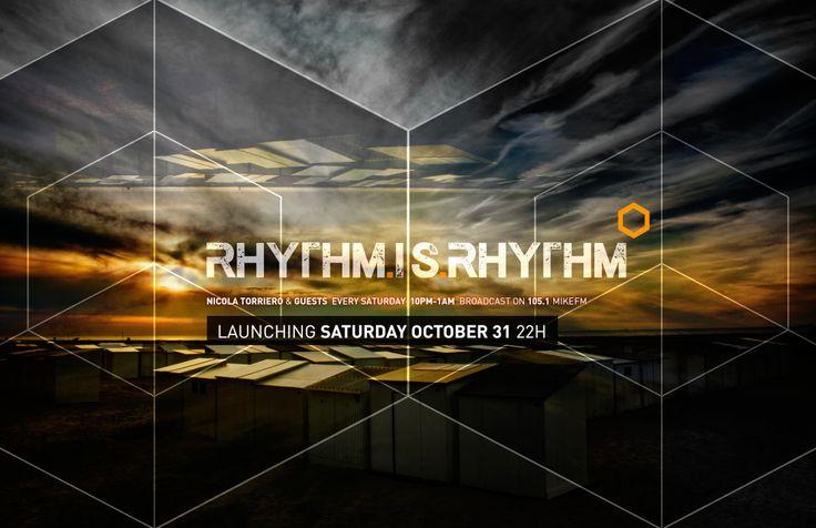Image for Rhythm is Rhythm radio website