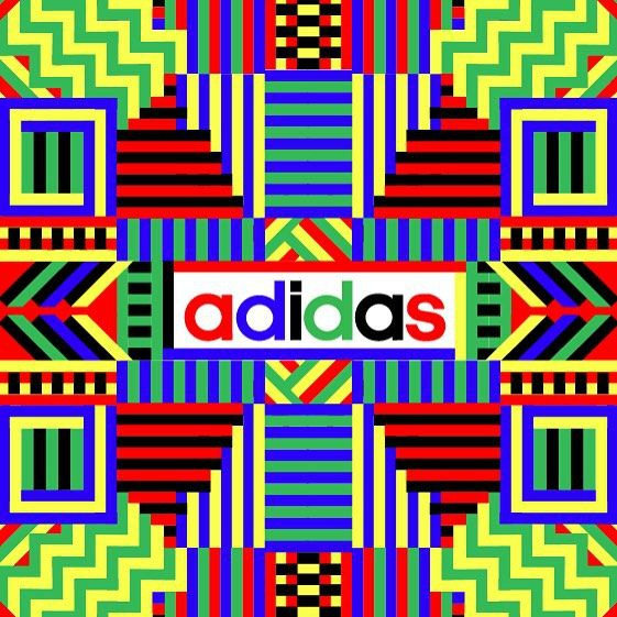 Looking through some old work and I found this tape piece I proposed for @adidasoriginals a few years ago that never happened... #fbf