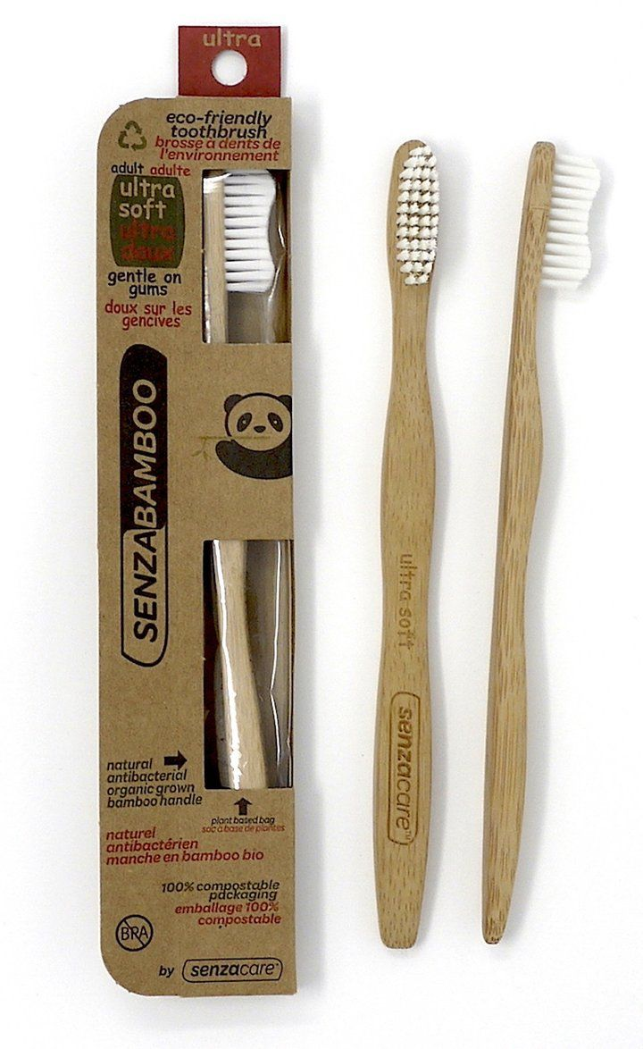 Eco-Friendly Bamboo Toothbrush (soft adult) | Eco-friendly everyday