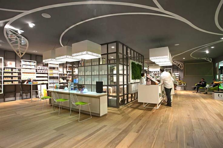 Pharmacy Design | Retail Design | Store Design | Pharmacy Shelving | Pharmacy Furniture | Farmacia 3.0 - Fuori dai luoghi comuni