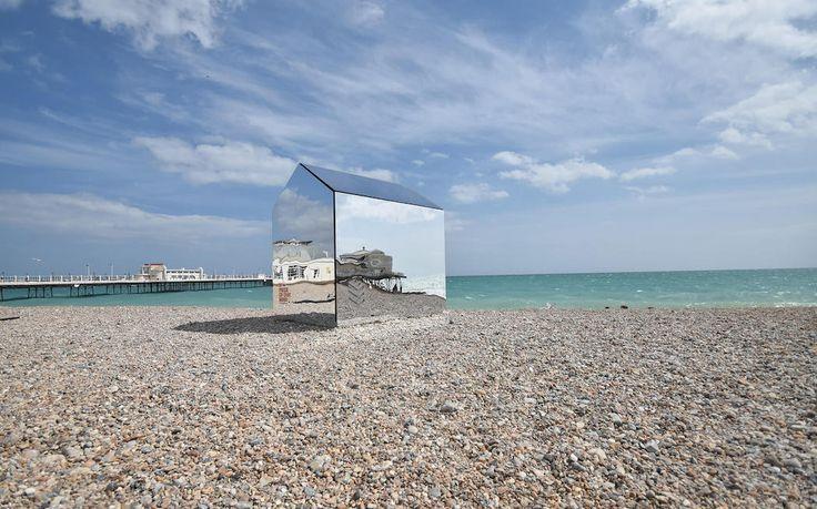 La capanna di specchi, ECE Architecture · ObjectsMag · Rivista di cultura contemporanea