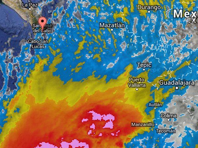 Formación ciclónica, niebla y posibilidades de lluvias ligeras en BCS / Alertas y Reportes de Noticabos.