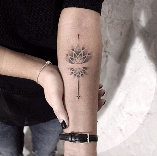 55 Pretty Lotus Tattoo Designs: 266 Best Images About Tattoos. Should I???? On Pinterest