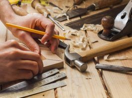 Learn Some Of The Basic Tools Wood Workers Use