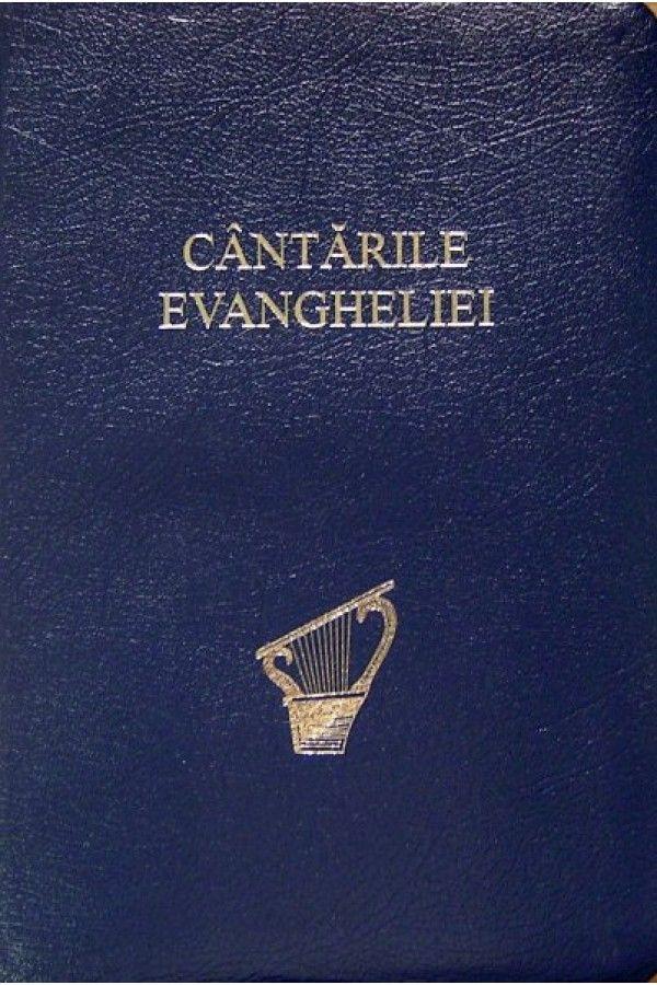 Cantarile Evangheliei pe note (armonie - 4 voci)
