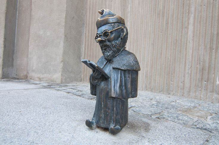 Gnomes of Wroclaw, Poland