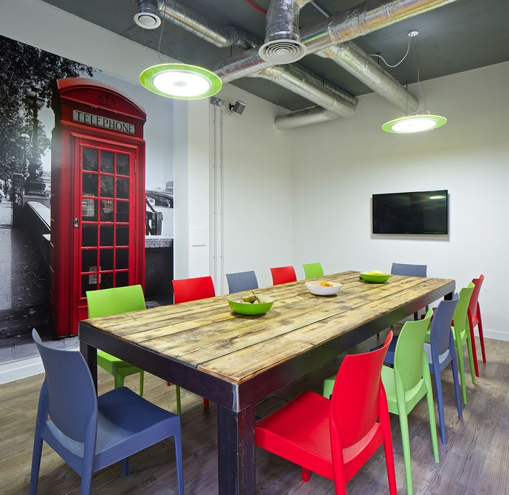 Take a look at made simple groups london office