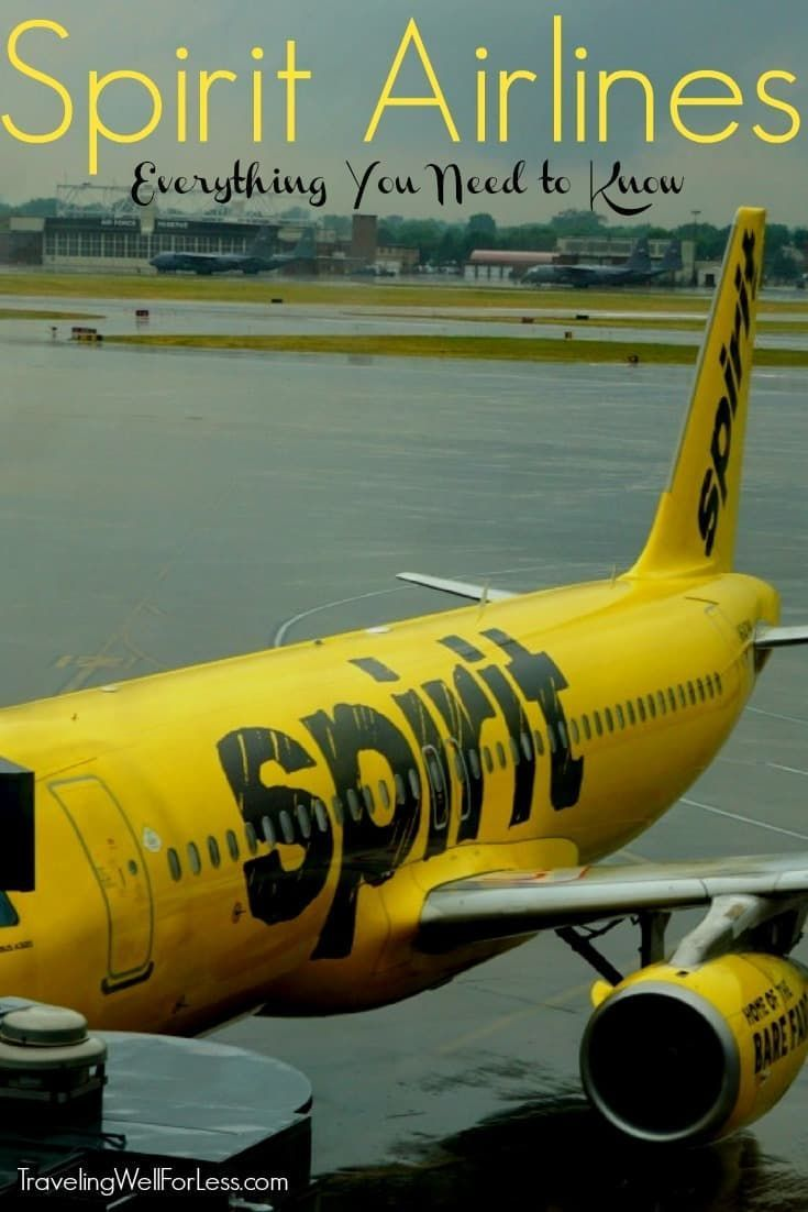You can buy super cheap plane tickets on Spirit Airlines like $9 tickets. But that $9 flight could end up costing you hundreds of dollars. Here'severything you need to know about Spirit Airlines. How to avoid extra fees. Learnhow to beat Spirit Airlines at their own game and become a Spirit Airlines Pro. | travel tips | travel hacks | Expert travel tips | TravelingWellForLess.com