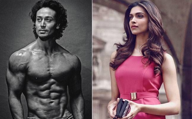 Tiger Shroff thinks Deepika Padukone has the fittest body : Read his complete interview
