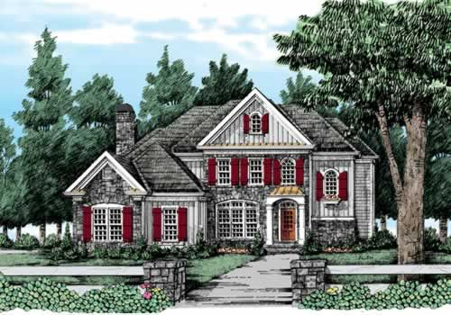 1000 Images About French Country House Plans On Pinterest