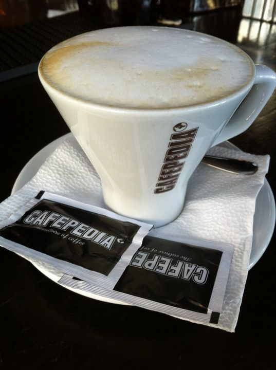 Coffee rules!