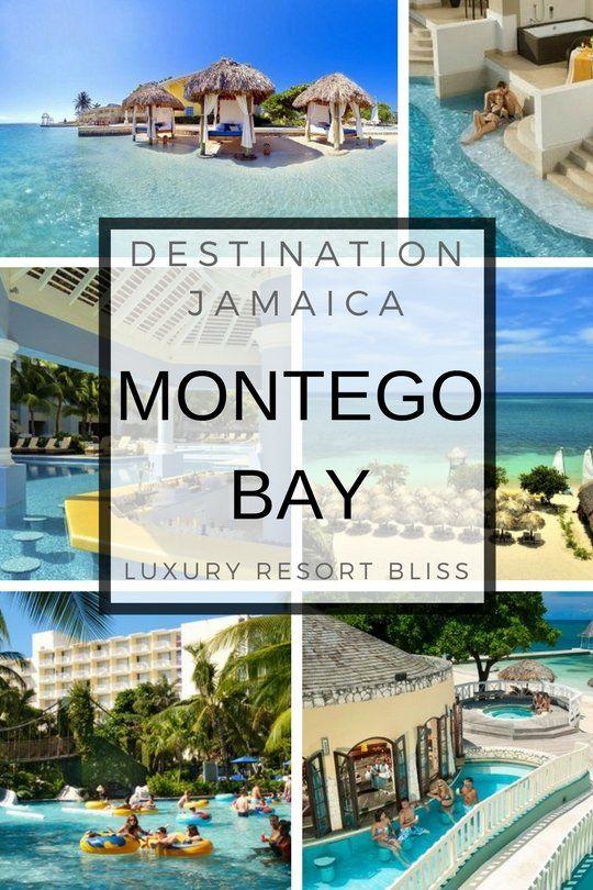 montego bay jamaica resorts for couples luxury resorts in 2019 rh pinterest com