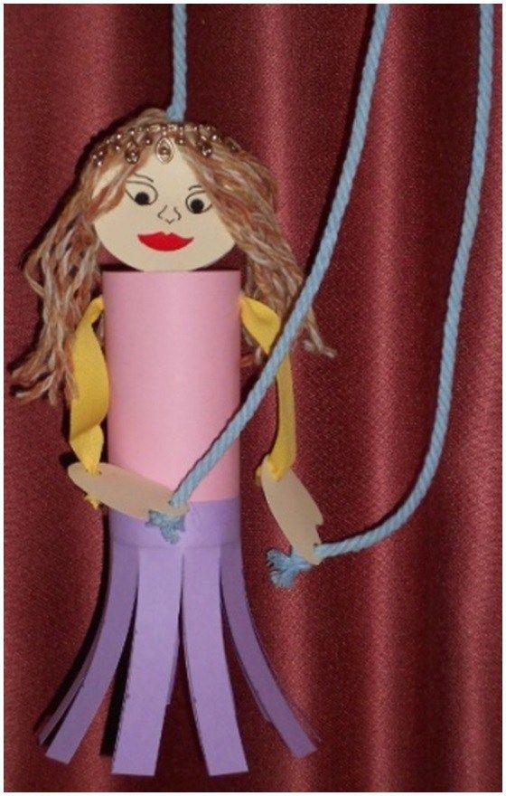 marioneta hagamos cosas