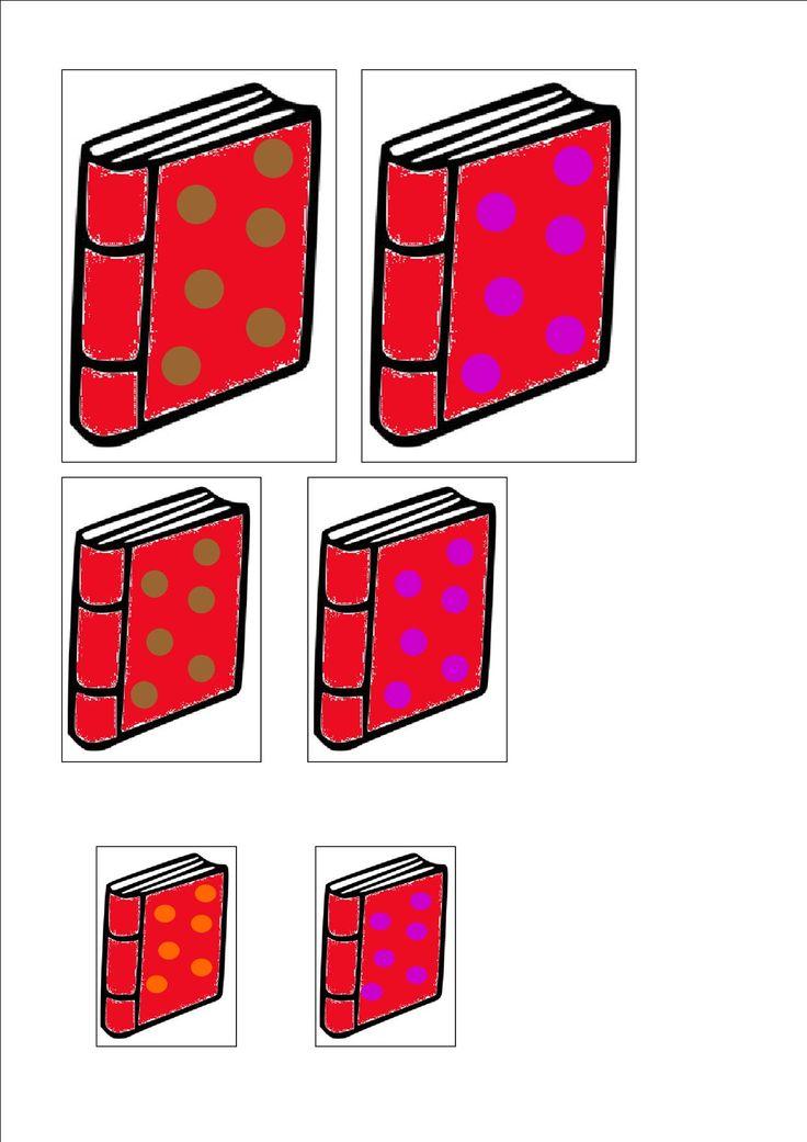 Logiset boeken (rode boeken)