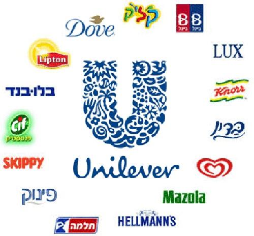 Amazing Unilever's Logo – Best Example of Corporate Logo ...