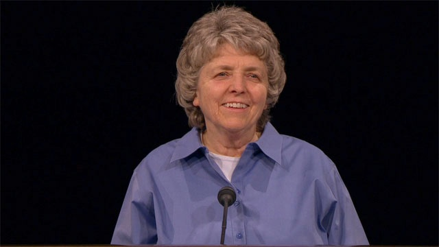 Mary Ellen Edmunds (2011) Women's Conference BYU TV - Visiting Teaching: Beyond Statistics