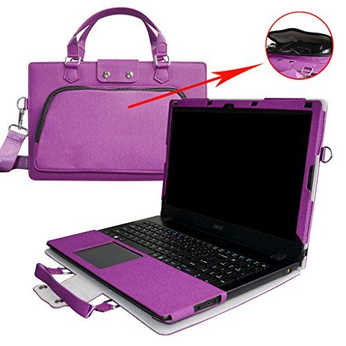 """Pavilion 14 Housse,2 en 1 spécialement conçu Etui de protection en cuir PU + sac portable Sacoche pour 14"""" HP Pavilion 14 14-bf000 14-bk000 Series ordinateur(NON compatible avec 14-v000/14-ab000/14-AL000/14-b000),Violet #Pavilion #Housse, #spécialement #conçu #Etui #protection #cuir #portable #Sacoche #pour #Series #ordinateur(NON #compatible #avec #b),Violet"""
