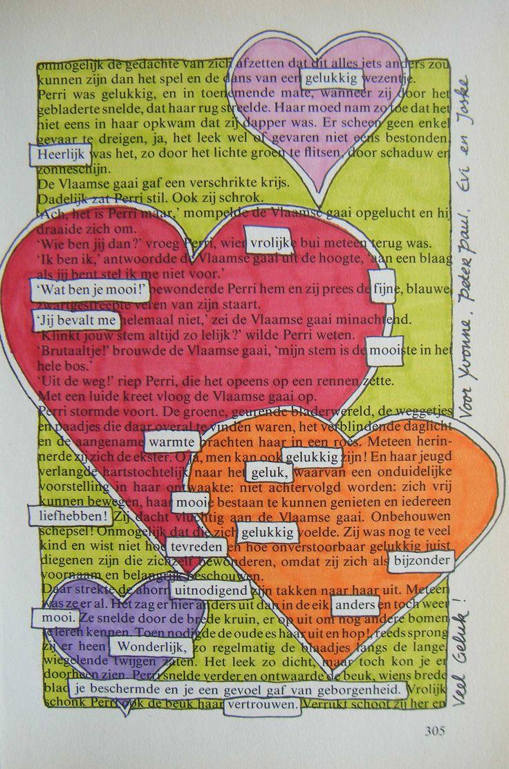 Breng een bladzijde van een boek tot leven