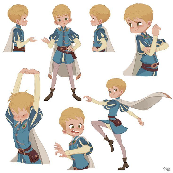 Cartoon Characters Hood Version : Robin hood quot king s son hong soonsang on artstation at