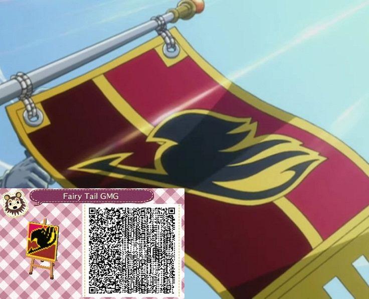 qr code fairy tail