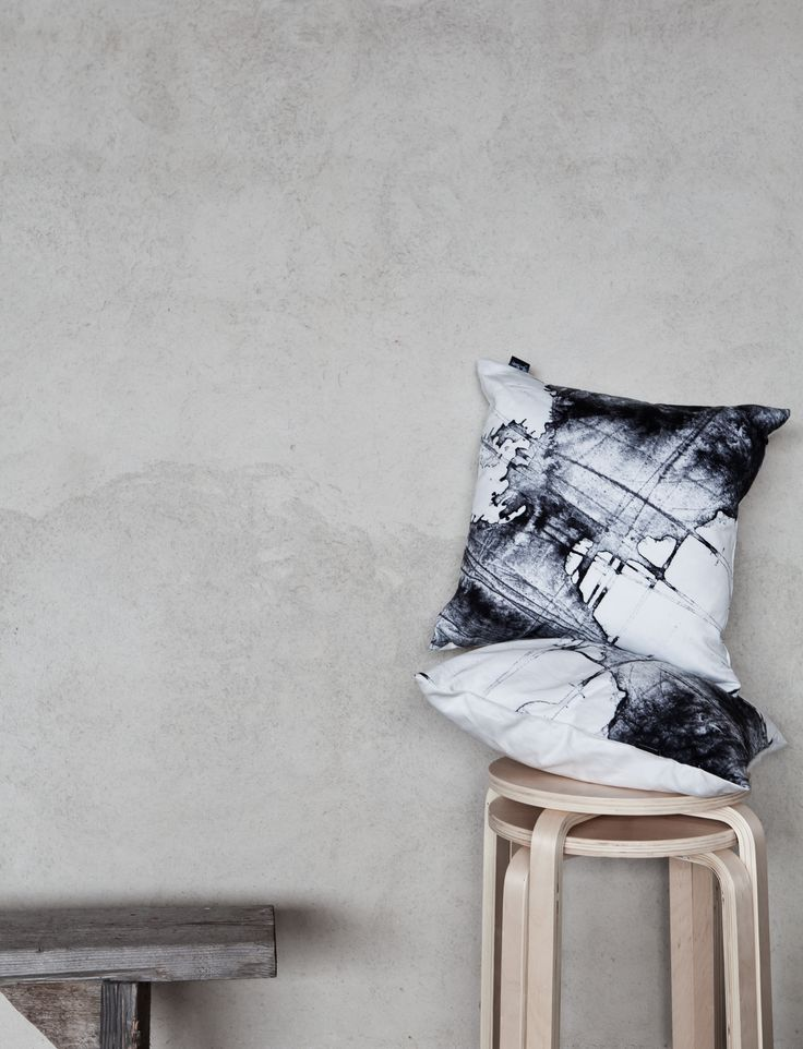New cushion covers a/w14. Photo and styling by Annaleena Leino.