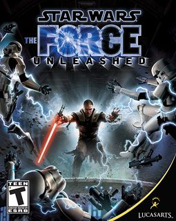 star wars the force unleashed 1 and 2 were amazing games! I hope they make a 3rd one.