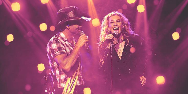 Tim McGraw & Faith Hill to release joint album – Ticket Club