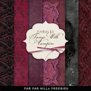 Wednesday's Guest Freebies ~Far Far Hill ♥♥Join 2,600 people. Follow our Free Digital Scrapbook Board. New Freebies every day.♥♥