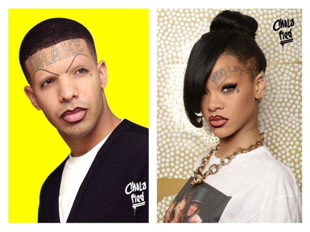 Celebrities get 'Cholafied': Limité Magazine, Style