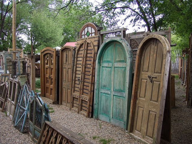 Taos Doors for sale. Taos, New Mexico