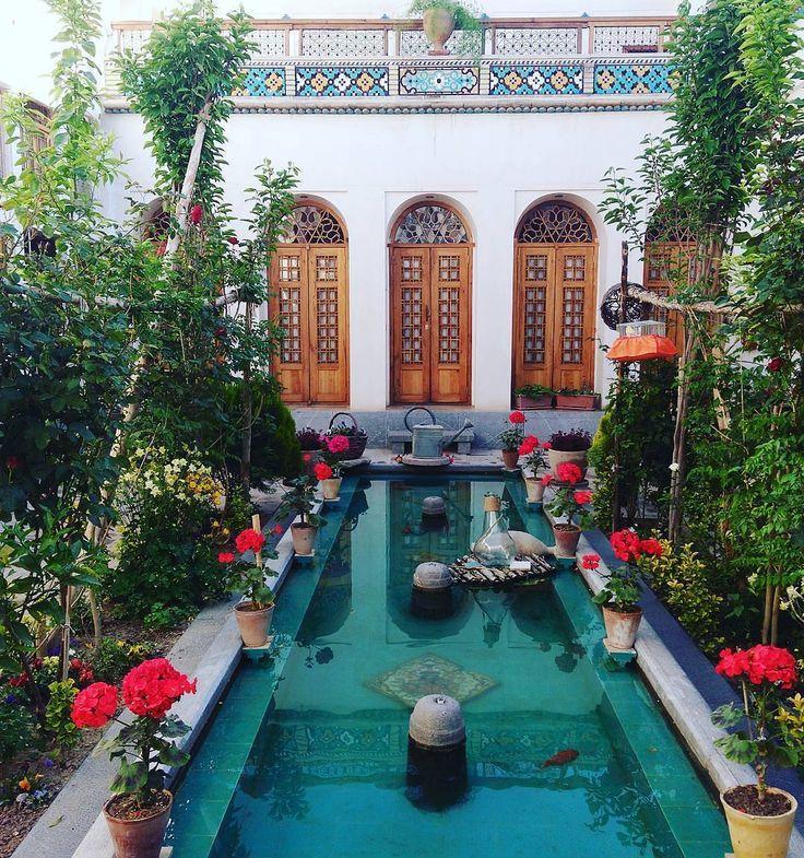 Kianpours Historical House, Esfahan, Iran