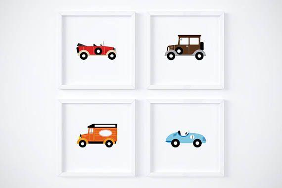 17 best ideas about vintage car nursery on pinterest