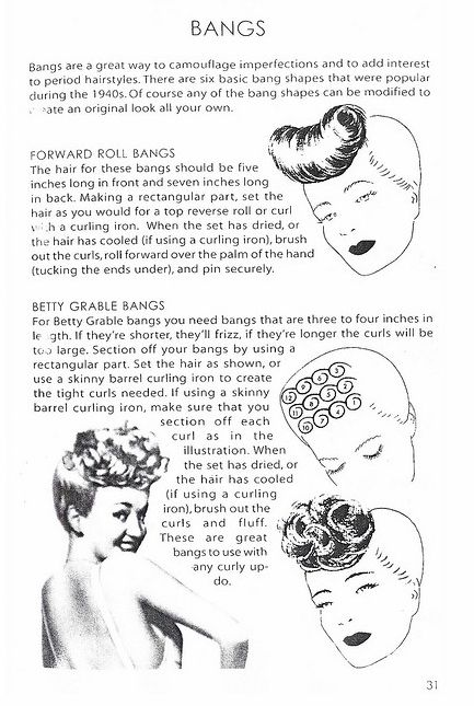 how to get that betty grable look