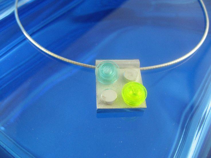 2x2 brick necklace