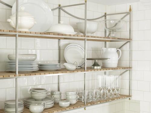 Kitchen: Kitchens, Open Shelves, Inspiration, Metal, Giulio Kitchen, House, Kitchen Designs