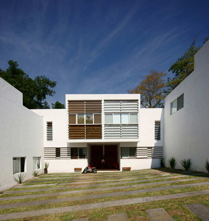 San Juan Houses / Aflo Arquitectos, Serrano Monjaraz Architects