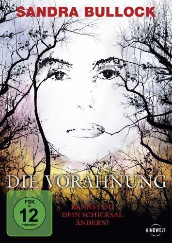 Die Vorahnung  2007 USA      IMDB Rating      5,7 (37.099)    Darsteller:      Sandra Bullock,      Julian McMahon,      Shyann McClure